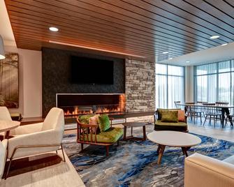 Fairfield Inn & Suites by Marriott Selinsgrove - Selinsgrove - Вітальня