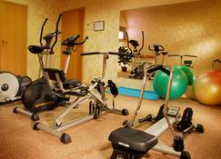 Palazzo Premier Hotel - Poltava - Gym