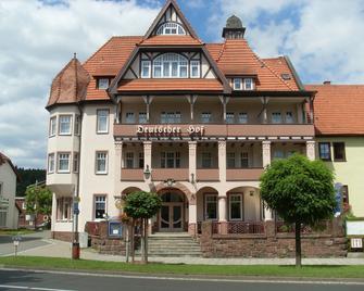 Amadeus Boutique Hotel Deutscher Hof Inn & Suites - Georgenthal - Gebäude