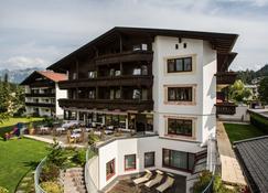 Hotel Solstein - Ζέεφελντ - Κτίριο