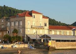 Hotel Glavovic - Lopud - Κτίριο