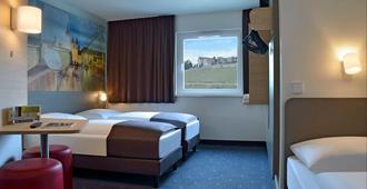 B&B Hotel Würzburg - Wurzburg - Bedroom