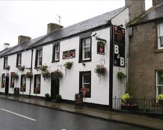 Robertson Arms Hotel - Lanark - Gebouw