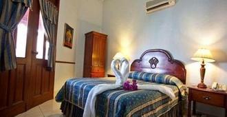 Hotel Discovery - סנטו דומינגו - חדר שינה