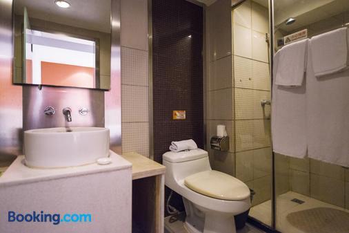 Motel Shanghai Qibao Ancient Town Qixin Road - Shanghai - Bathroom