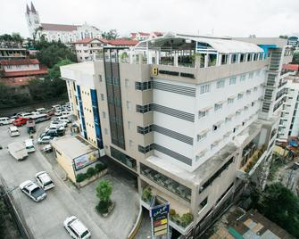 Citylight Hotel - Baguio City - Gebouw