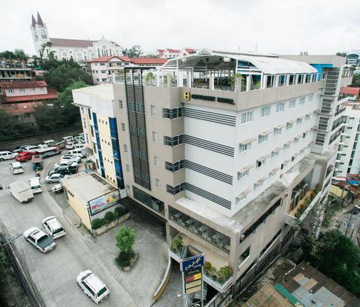 Citylight Hotel - Baguio - Toà nhà