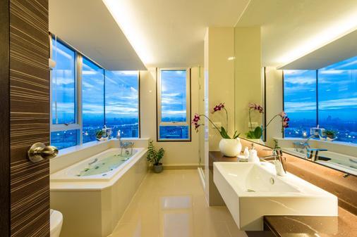 茉莉花豪華公寓 - 曼谷 - 浴室
