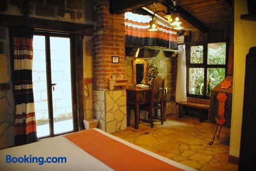 Hotel Hacienda Don Juan - San Cristóbal de las Casas - Chambre