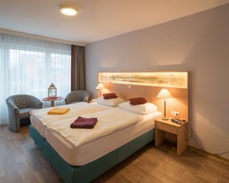 Hotel Spiekeroog - Spiekeroog - Schlafzimmer