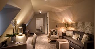 雷布斯托克貝斯特韋斯特高級酒店 - 維爾茨堡 - 符爾茲堡 - 客廳