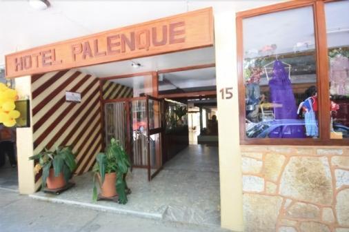 Hotel Palenque - Ruinas de Palenque