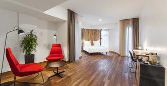 Shota @ Rustaveli Boutique Hotel - Tbilisi - Sala de estar