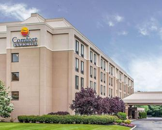 Comfort Inn & Suites - Somerset - Edificio