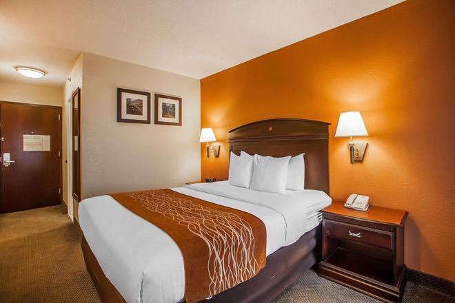 Comfort Inn & Suites - Somerset - Makuuhuone