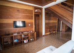 Porcelana Hotel - São Tomé - Zimmerausstattung