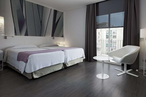 NH Barcelona Stadium - Barcelona - Bedroom