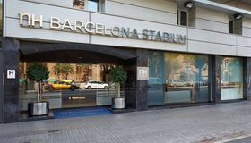 NH Barcelona Stadium - Barcelona - Edificio