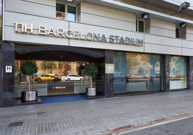 NH 巴塞隆拿體育場酒店 - 巴塞隆拿 - 巴塞隆納 - 建築