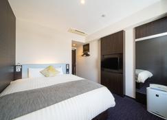Super Hotel Lohas Jr Nara-Eki - Nara - Bedroom