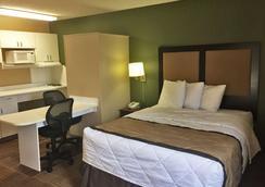 美國 30 號公路梅里爾維爾美國長住酒店 - 美里爾維爾 - 梅麗爾維爾 - 臥室