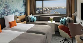 Movenpick Hotel Amsterdam City Centre - Amsterdam - Bedroom