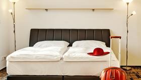 艾菲酒店 - 布爾諾 - 布爾諾 - 臥室