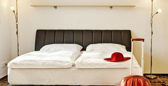 エフィ ホテル - ブルノ - 寝室