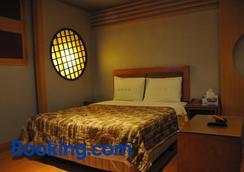 Motel Daeha - Seoul - Bedroom