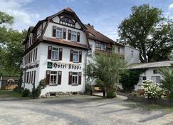 Hotel Zur Köppe - Gera - Κτίριο