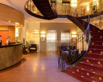 Amrâth Grand Hotel Frans Hals - Haarlem - Recepce