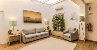 Sea Garden, Residência - Peniche - Living room