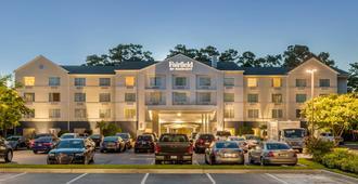 Fairfield Inn by Marriott Myrtle Beach North - Myrtle Beach - Edifício