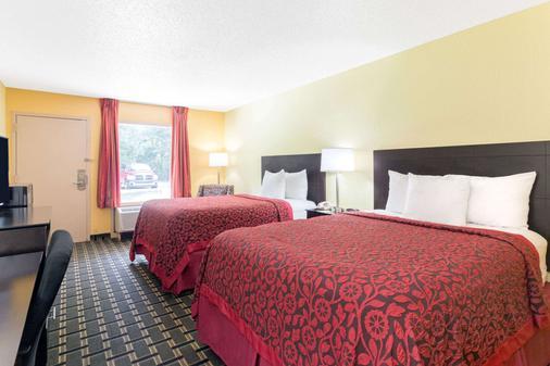 Days Inn by Wyndham Savannah Airport - Savannah - Makuuhuone