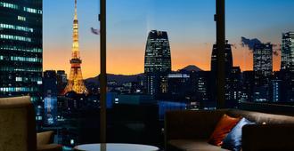 三井花園飯店銀座普米爾 - 東京 - 陽台