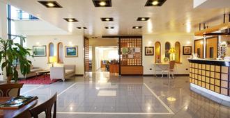 Hotel Cristallo - Assis - Hall