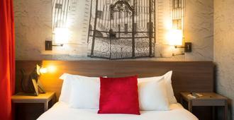Aparthotel Adagio Basel City - Basilea - Camera da letto