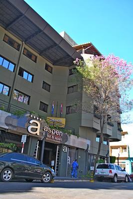 Aspen Hotel & Apart - อะซุนซิออง - อาคาร
