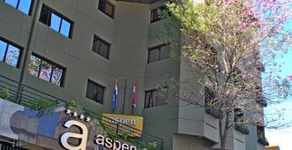 Aspen Hotel & Apart - Asuncion - Bangunan