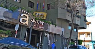 Aspen Hotel & Apart - Asunción - Gebäude