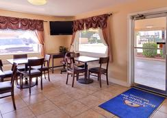 Americas Best Value Inn Ponca City - Ponca City - Restaurante
