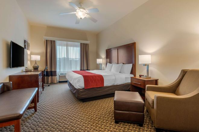 Comfort Inn & Suites Airport - Fort Myers - Makuuhuone