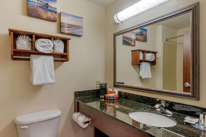 Comfort Inn & Suites Airport - Fort Myers - Kylpyhuone