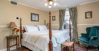 Cedars of Williamsburg Bed & Breakfast - Williamsburg - Bedroom