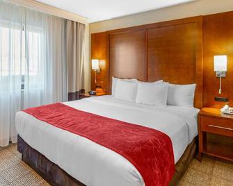 Comfort Suites Oakbrook Terrace near Oakbrook Center - Oakbrook Terrace - Спальня