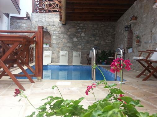 亞馬遜小宮殿酒店 - 塞爾庫克 - 塞爾丘克 - 游泳池