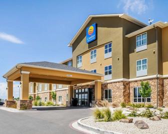 Comfort Inn & Suites Artesia - Artesia - Building