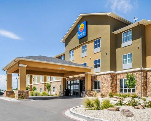 Comfort Inn & Suites - Artesia - Gebäude