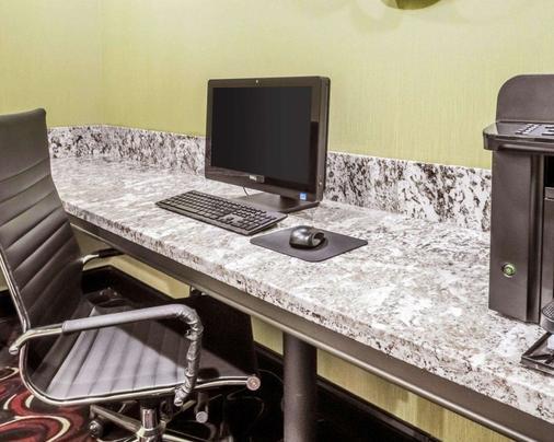 Comfort Inn & Suites - Artesia - Business Center