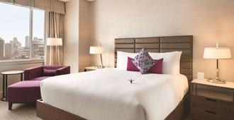 Coast Edmonton Plaza Hotel by APA - אדמונטון - חדר שינה